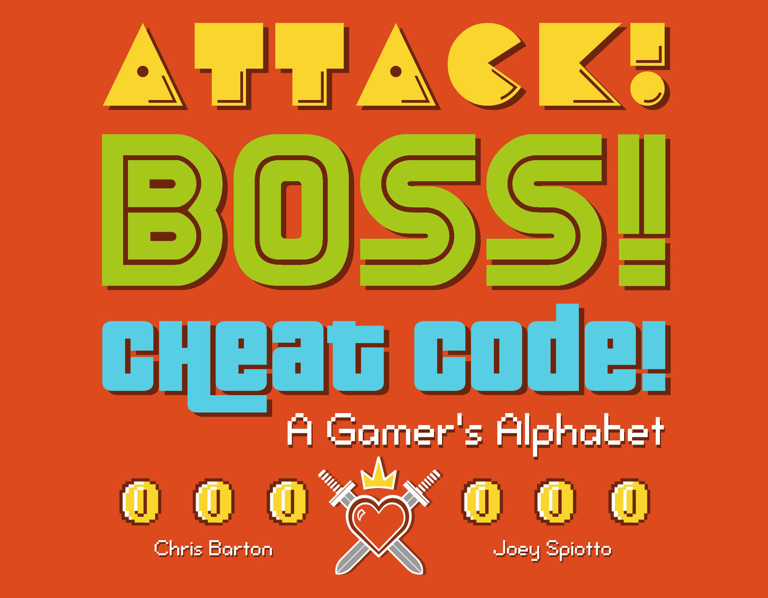 Attack! Boss! Cheat Code!