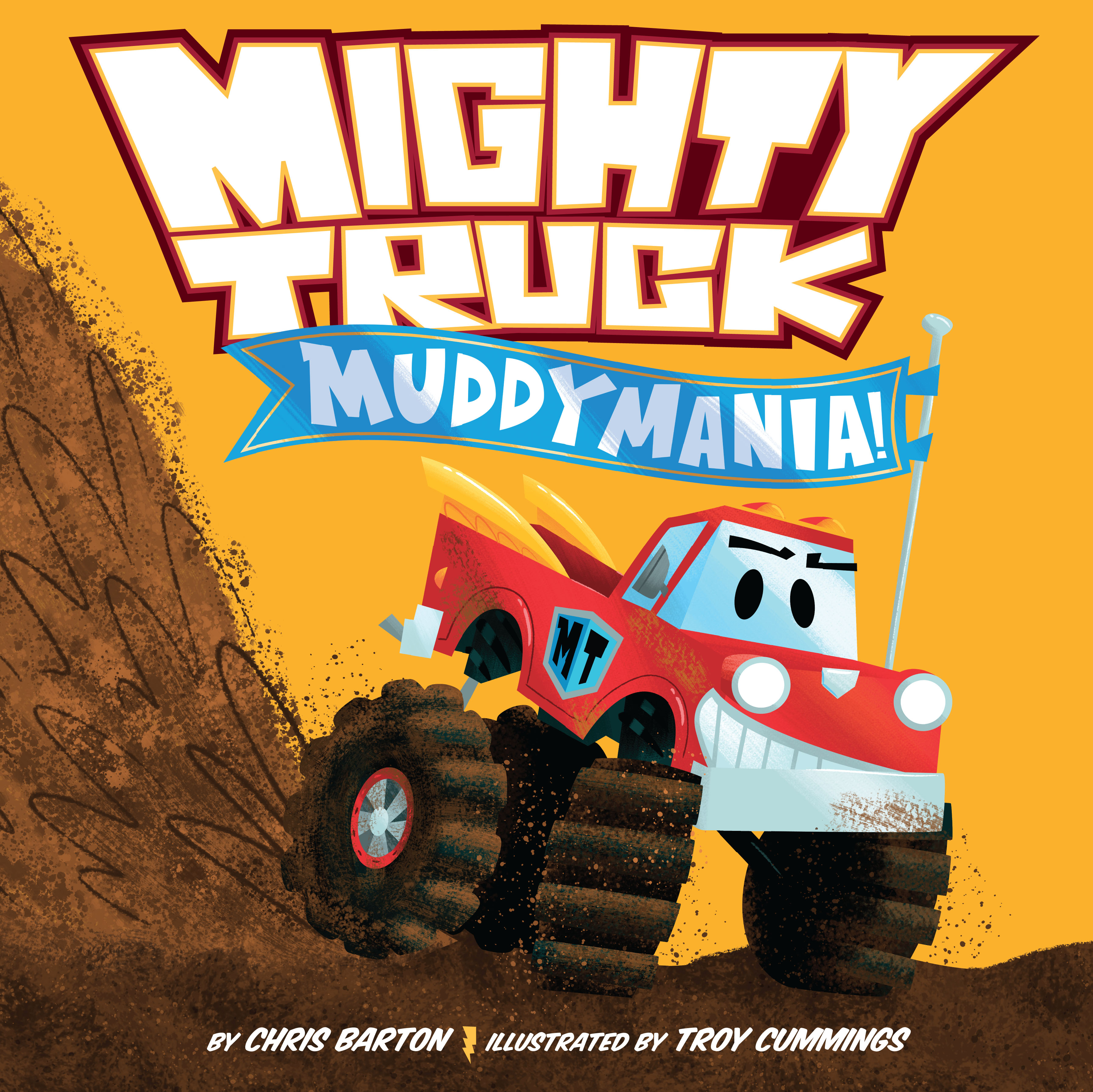 Mighty Truck: Muddymania